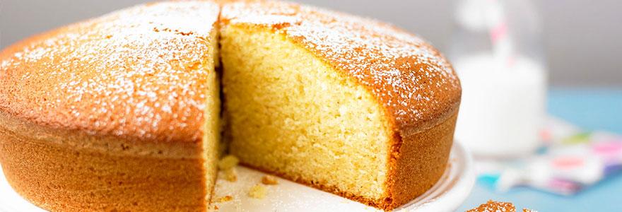 Recette de gâteau